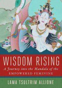 Recensione – Wisdom Rising di Lama Tsultrim Allione