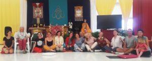 Seminario sulle Khaita a Dzamling Gar