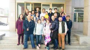 Scuola di medicina tibetana dell'ISS Russia organizza tirocinio in Tibet