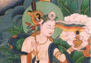 Ganapuja di Mandarava in webcast per Rinpoche