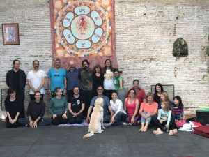 Seminario su Kumbhaka e Parlung a Kundusling, Barcelona, 28-29 aprile