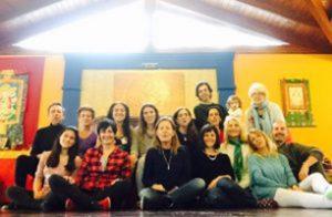 Seminario sulla danza di Dzamling Gar e sul suo significato