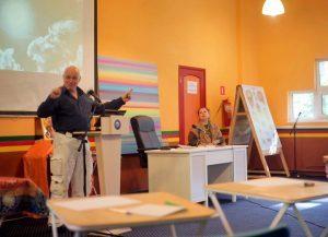 Conferenza sulla collaborazione con Mindful a Kunsangar North