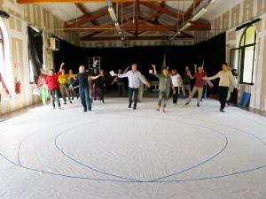 Dieci giorni di Danza del Vajra per Celebrare i vent'anni di Dejamling, Francia