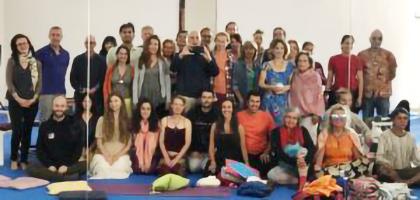 Lo Yoga del Sogno a Dzamling Gar