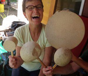 Sheryl Jaffe – Artista, insegnante d'arte e maestra creatrice di carta
