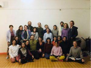 Yantra Yoga a Buenos Aires, Argentina