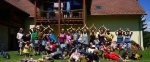 Vacanze Yantra Yoga a Phendeling, <br>Repubblica Ceca, 2018
