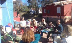 Attività a luglio di Tashigar South, <br>Argentina