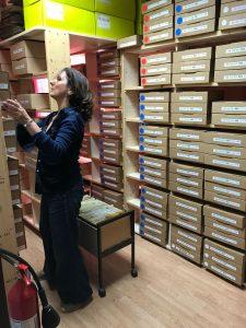 L'Archivio multimediale a Merigar
