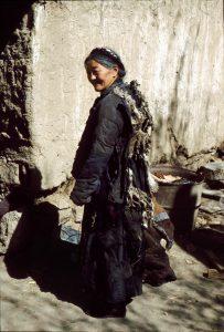 Una breve introduzione alla vita e alle poesie di 'Jam-dbyangs Chos-sgron