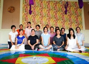 Seminari recenti a Samtengar, Cina