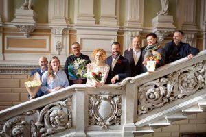 Sposi – Alexander Zheleznov e Lalita Dolgova