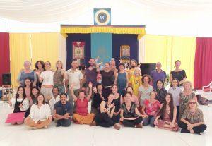 Corso di Danze Khaita a Dzamling Gar