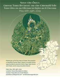 Tara Verde in Irlanda
