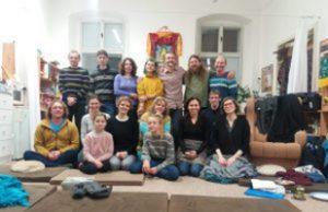 Guru Yoga e Semdzin ad Olomouc, <br>Repubblica Ceca