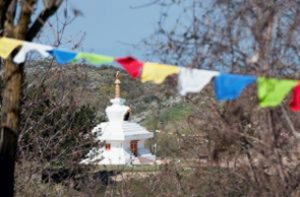 The Great Stupa of Merigar West