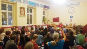 Due conferenze pubbliche a Praga, <br>Repubblica Ceca