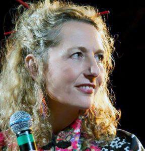 Intervista con Anna Diogène Fadini da Barcelona, Spagna