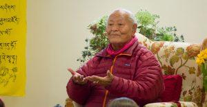 Introduzione al ritiro di insegnamenti dell'Ati Guru Yoga
