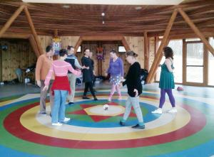 Ritiro sulla Danza del Canto del Vajra a Wangdenling