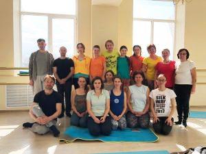 Corso aperto di Harmonious Breathing a Maykop, Russia