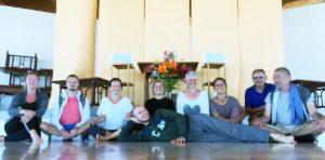 Breathing e Yantra Yoga a Dzamling Gar