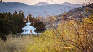 Il Tempio nello Stupa dell'Illuminazione