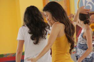 Studiare la Danza del Vajra con diversi istruttori