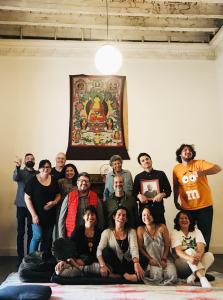 Sessioni aperte del Santi Maha Sangha in Mexico