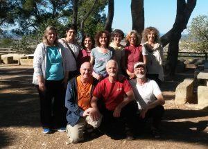 I Sette Semzins e il Rushen segreto a Maiorca, Spagna