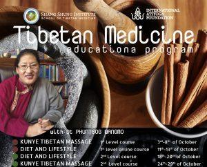 Scuola di medicina tibetana della Shang Shung a Tenerife