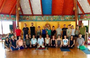 Teachers Training di Harmonious <br>Breathing con Fabio Andrico
