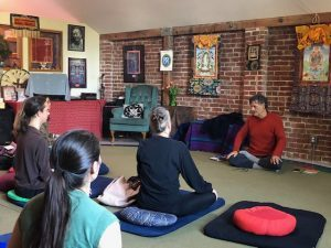 Mindfulness, Breathing e Chair Yoga a Berkeley