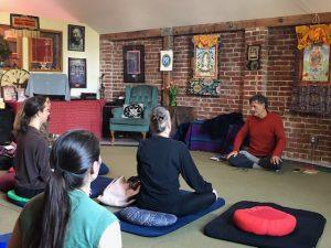 Mindfulness, Breathing e Chair Yoga a Berkeley
