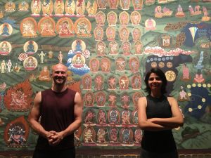 Yantra Yoga a New York, giugno 2019
