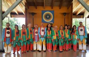 Pratica mondiale del Guruyoga in <br>occasione dell'anniversario di Guru Padmasambhava e giornata<br> internazionale della Danza del Vajra