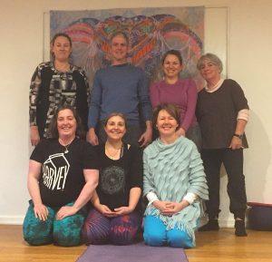 Corso di un weekend di Yantra Yoga, 1° livello, a Canberra, Australia