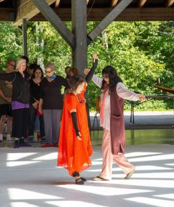 Danza, Danza, Danza a Khandroling, Tsegyalgar East