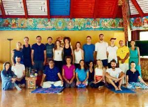 Corso di approfondimento del Primo Livello di Yantra Yoga con Fabio Andrico