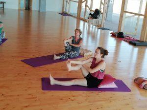 Ritiro estivo di Yoga e meditazione a Dzamling Gar