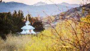 Apertura straordinaria del Grande<br> Stupa dell'Illuminazione