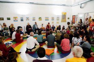 Drugu Choegyal Rinpoche a <br>Zhenphenling, Roma
