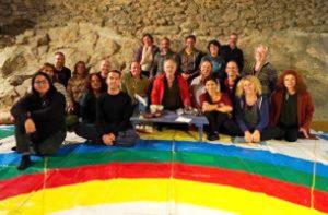 Ritiro sul Chöd con Steven Landsberg in Spagna