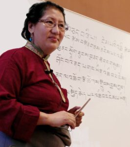 Nuovo corso quadriennale di medicina tibetana