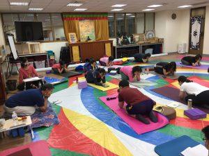 Teacher Training di Harmonious <br>Breathing a Gephelling, Taipei