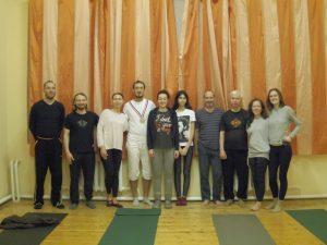 Corso aperto a tutti di Yantra Yoga a Kunsangar North