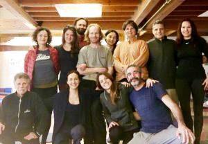 Pranayama della seconda serie di <br>Yantra Yoga