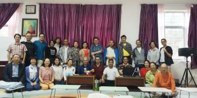 In Cina a Samtengar corsi da settembre a novembre