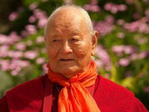 In memoria di Chögyal Namkhai Norbu Rinpoche